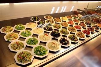 食堂承包服務|想要靠譜的食堂承包就找尚滿興餐飲
