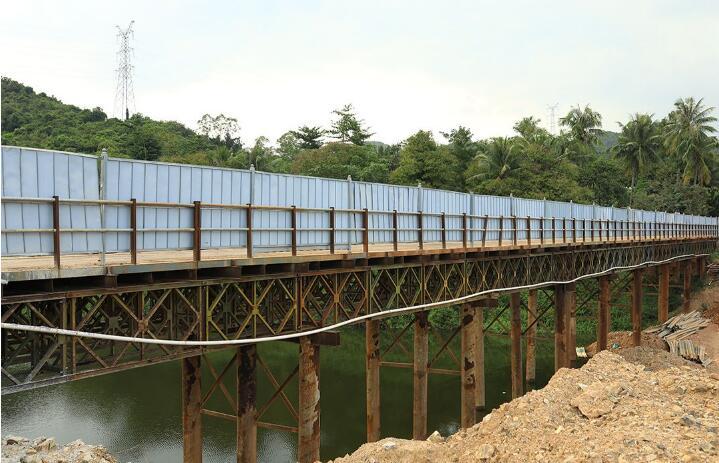 海南永壯大鋼便橋