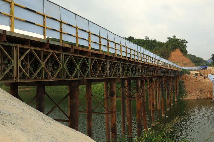 海南钢便桥工程_海南钢便桥推荐
