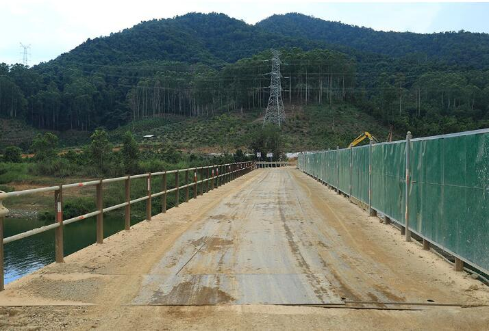 钢便桥租赁厂家-海南价格适中的海南钢便桥供应