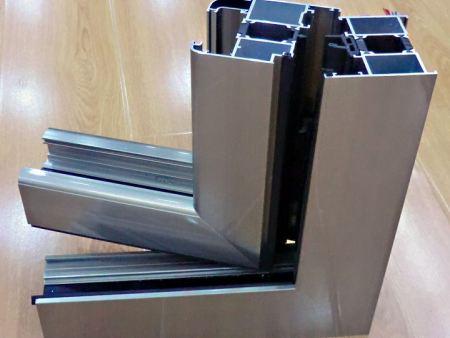 山西静音门铝型材-广东各种门型材多少钱-广东各种门型材供货商