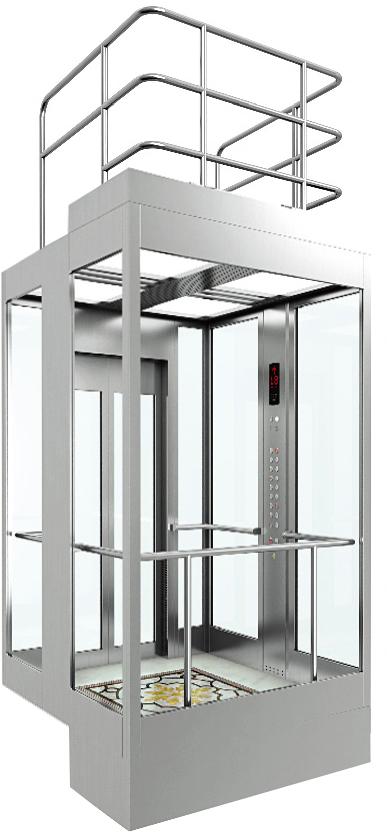乌鲁木齐观光电梯施工-西德电子科技-信誉好的新疆观光电梯经销商