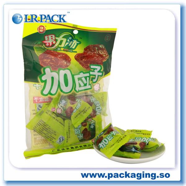 好的铝箔食品包装_优良的零食干果自立自封袋供应厂家