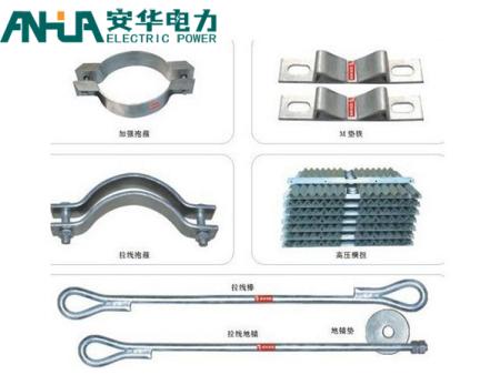 铝耐张线夹-电力金具批发-瓷瓶丝厂家