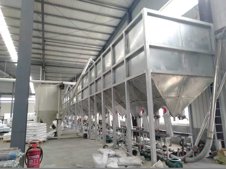 吹膜机供料系统厂家,吹膜机供料系统,吹膜机供料系统哪家好