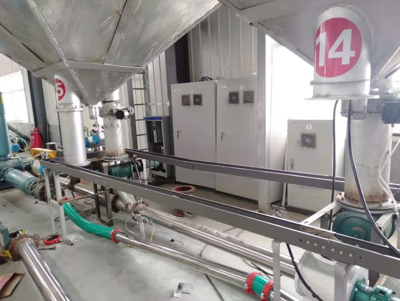 吹膜机供料系统-潍坊中央供料输送系统-青州中央供料输送系统