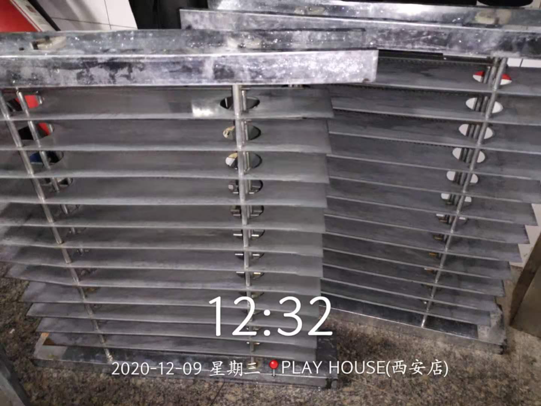西安油煙凈化器清洗