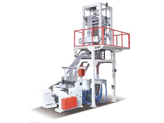 PE高速吹膜机哪家强|选购价格公道的PE吹膜机就选华纳机械