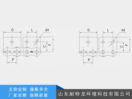 江苏输送链条尺寸-临沂专业的输送链条_厂家