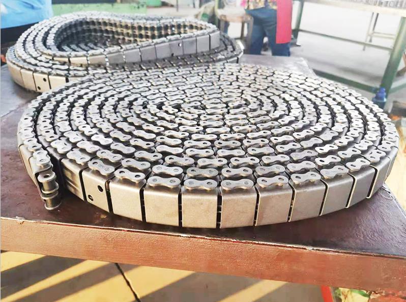 加氣磚生產線鏈條