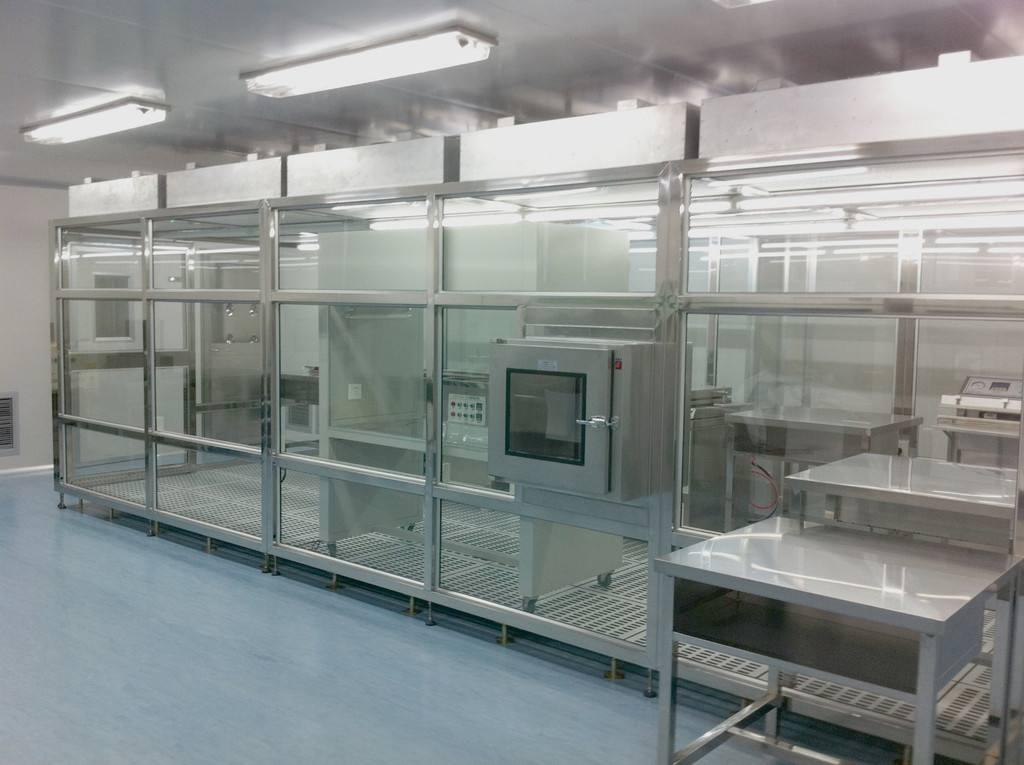 牡丹江彩鋼凈化板-食品廠凈化工程-電子廠凈化
