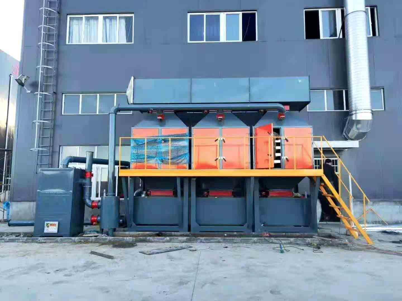 鄭州RCO蓄熱式催化燃燒設備廠