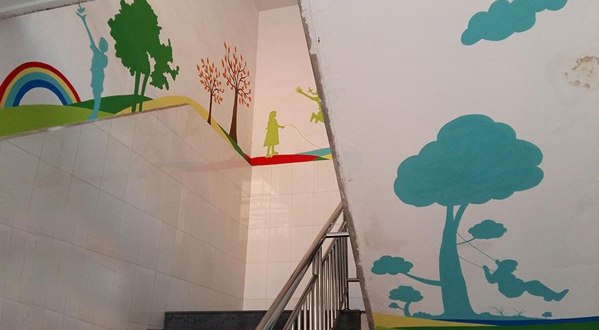 小學音樂室噴畫價格-蘇州市口碑好的小學圍墻噴畫品牌推薦