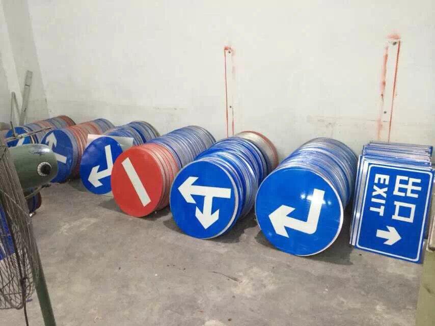广西道路指示牌,交通标志牌专业制作