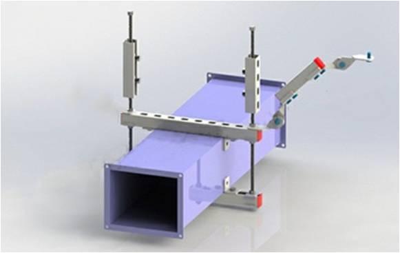 通能科技风管侧向抗震支吊架厂家产品价格报价询价电话