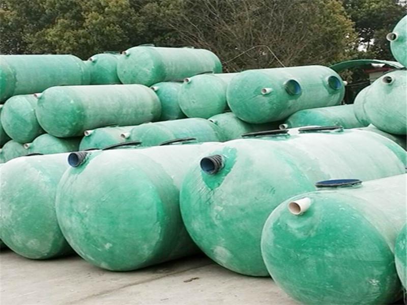 供應 玻璃鋼化糞池 地埋式化糞池 玻璃鋼纏繞化糞池