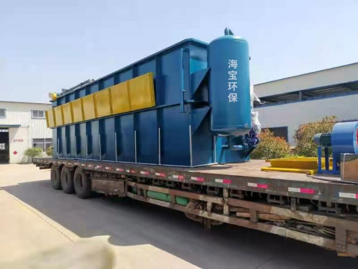 屠宰场污水处理设备生产基地-四川屠宰场污水处理设备