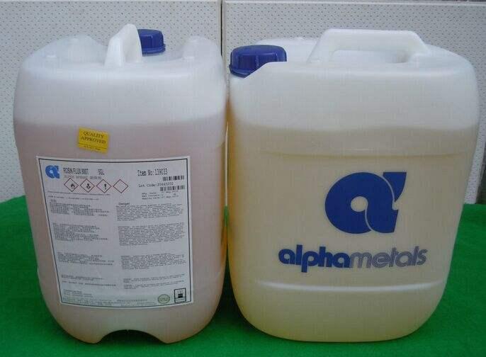 东莞松山湖爱法助焊剂适用于发泡式,波式或喷射式应用