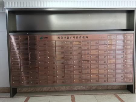 订制不锈钢别墅信报箱-口碑好的不锈钢信报箱供应商当属厦门三鑫荣
