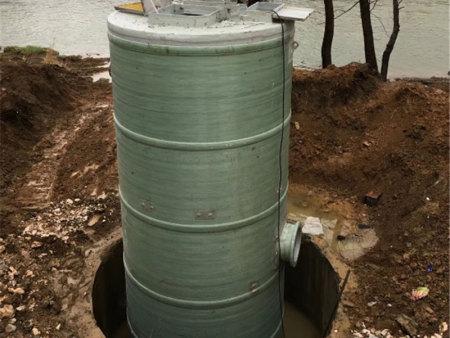山西玻璃钢泵站-云南玻璃钢泵站厂家-云南玻璃钢泵站价格