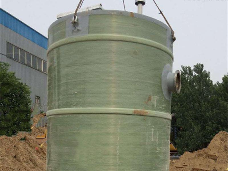 山西一体化泵站-江西玻璃钢泵站-江西玻璃钢泵站厂家