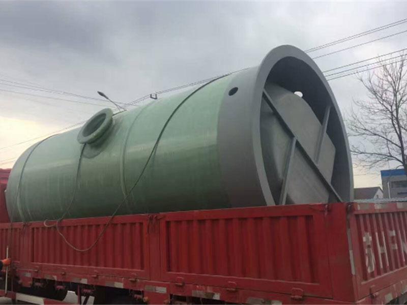 陜西玻璃鋼泵站-河北玻璃鋼泵站廠家-河北玻璃鋼泵站價格