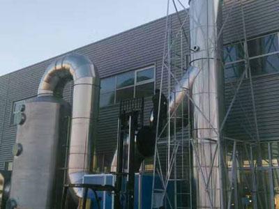 黑龙江不锈钢烟囱厂家-江西不锈钢烟囱-江西不锈钢烟囱厂家