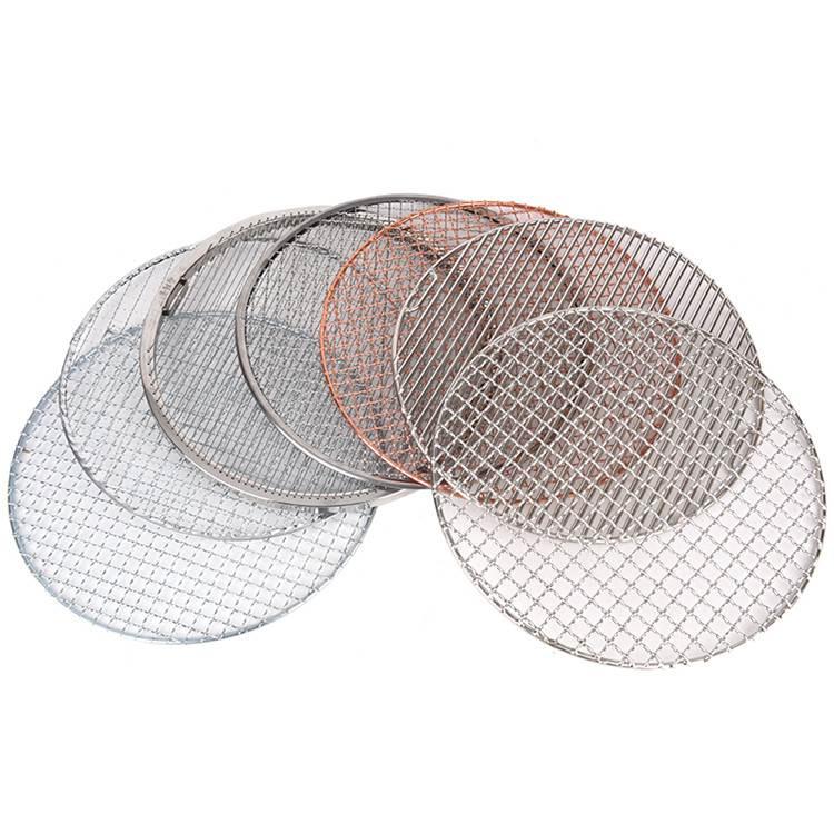 不锈钢烧烤网订做-山西烧烤方眼网-陕西烧烤方眼网