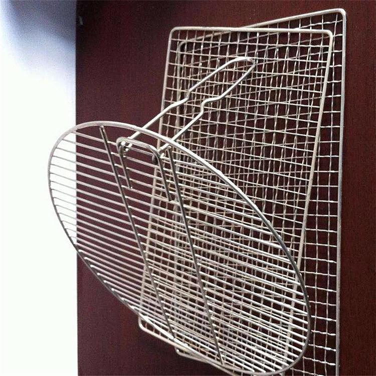 烧烤方眼网生产厂家-欧美烧烤网定制-欧美烧烤网定做