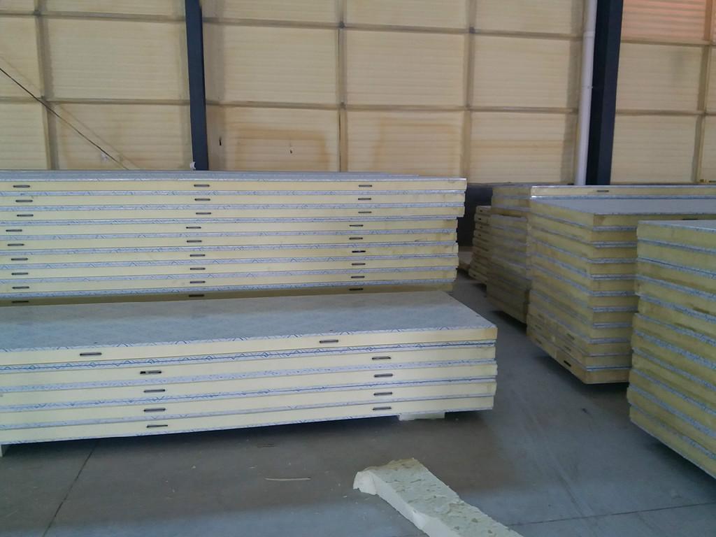 吴忠聚氨酯冷库板设备-宁夏聚氨酯冷库保温板价格