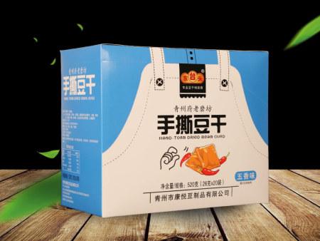 东台头五香豆干生产加工|哪儿批发的麻辣手撕豆干优惠