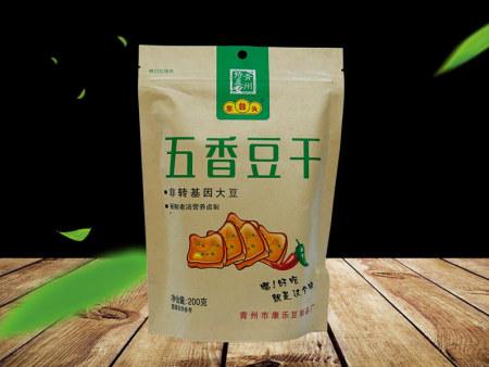 东台头麻辣手撕豆干加工厂-网红肉香手撕豆干代加工
