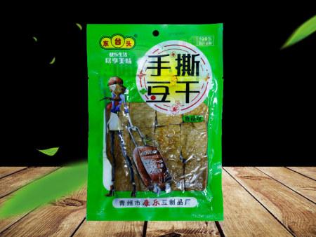 麻辣豆腐干生产-卤水豆腐干成品-卤水豆腐干厂家