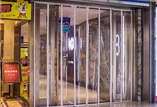 磁吸软门帘定做-磁性自吸门帘价格-磁吸透明门帘价格