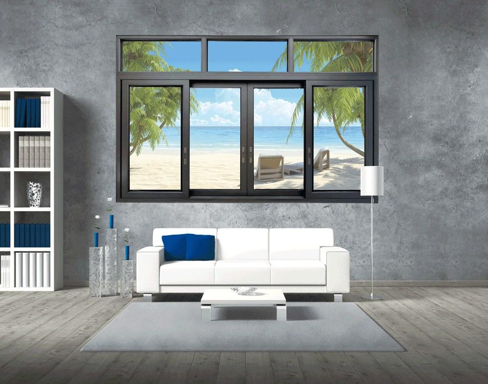 非断桥平开窗哪个价格优惠-中式平开窗厂家-中式平开窗厂家订造