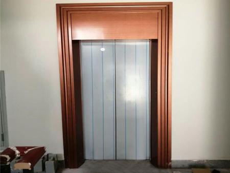 鋁合金電梯門套