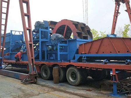 移动洗砂机厂家报价-广西移动洗砂机厂商