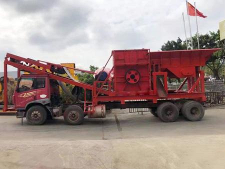 移动制沙机费用-海南移动制砂机定制-海南移动制砂机订制