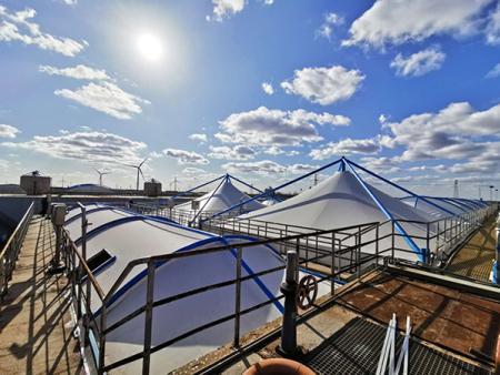 污水池加盖设备安装-油气池加盖多少钱-油气池加盖工程