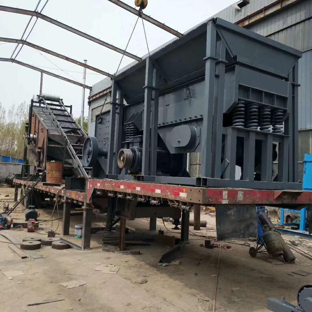 制沙设备加工厂-广西破碎制沙机-福建破碎制沙机