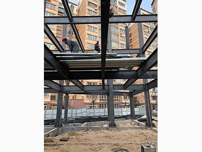 金昌钢结构生产_想找可信赖的甘肃钢结构厂房加工当选甘肃俊峰建筑工程