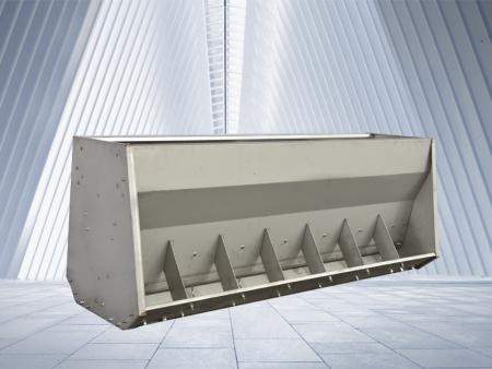 不锈钢料槽厂家//不锈钢料槽生产