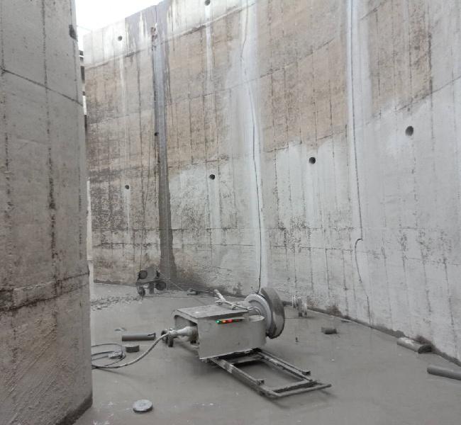 新疆墻體拆除技術怎么樣-吐魯番墻體切割拆除方案