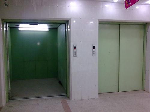 西安电梯回收