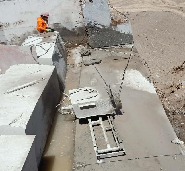 乌鲁木齐混凝土桥梁切割拆除费用-塔城桥梁切割