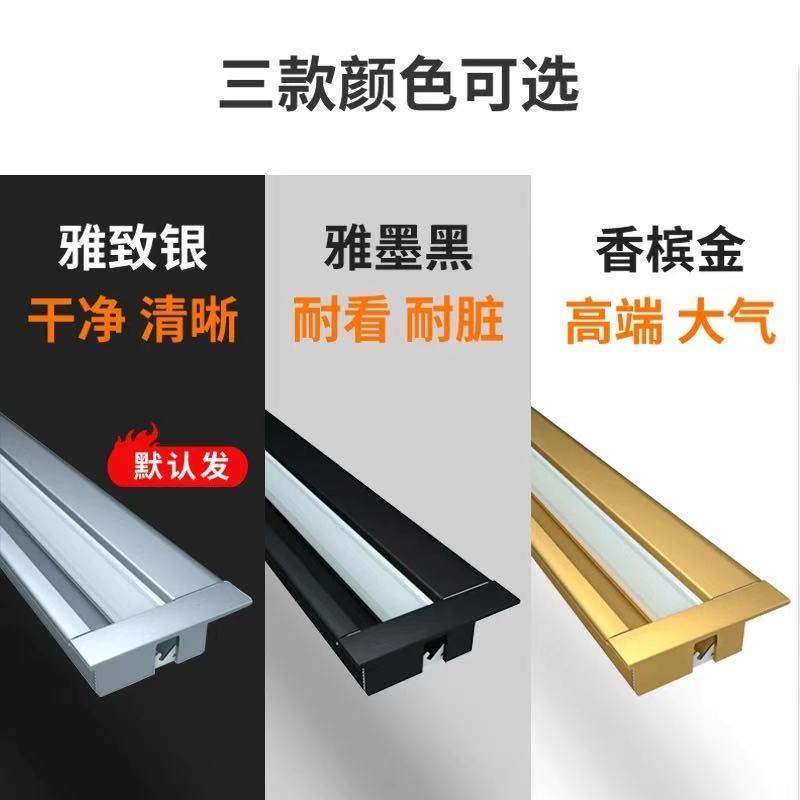 嵌入式層板燈led