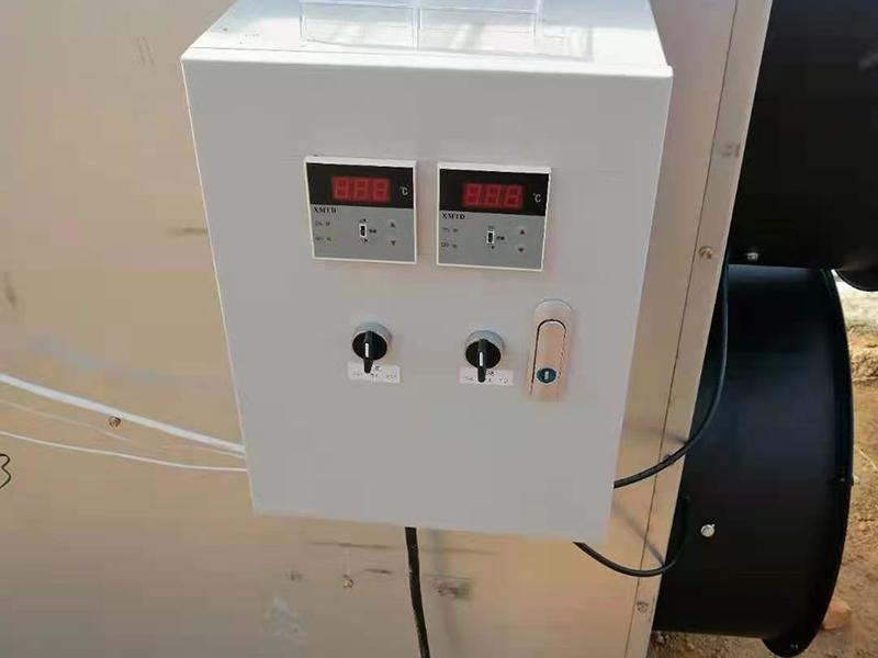 溫室大棚加溫設備-燃油室內暖風機批發-鴨舍暖風機批發
