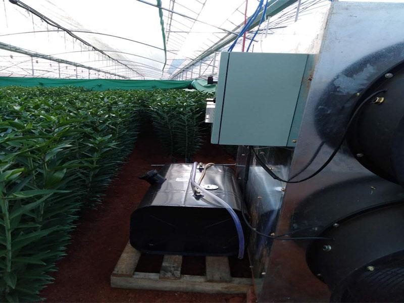 温室大棚暖风机-鸭舍暖风机定制-燃油室内暖风机定制