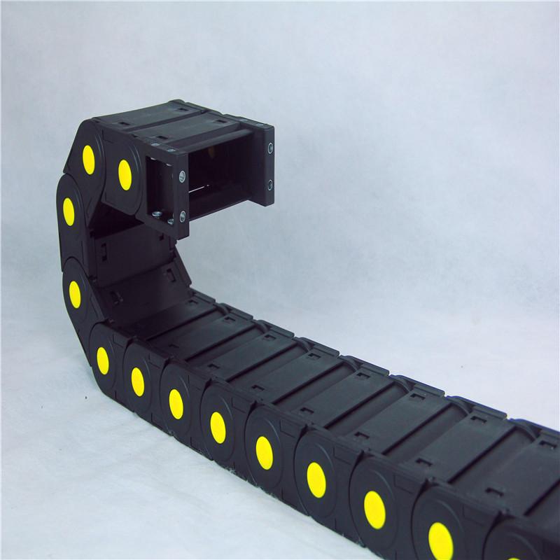 广州威仕龙桥式四面开拖链上哪买比较好_天津厂家供应加强型尼龙拖链