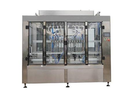 啤酒灌装机制造商-消毒液灌装机维修-消毒液灌装机保养